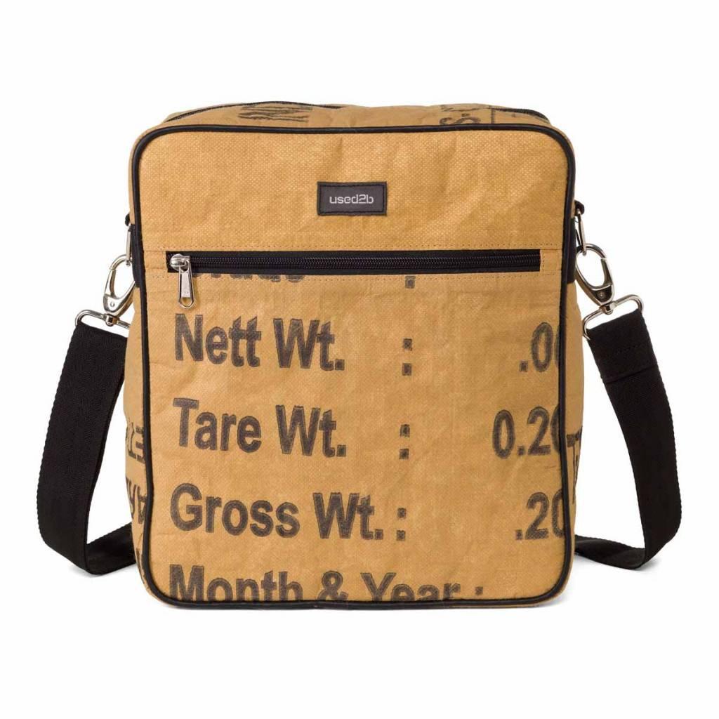 Schoudertassen Schooltassen : Used b duurzame stoere tassen de leukste groothandels
