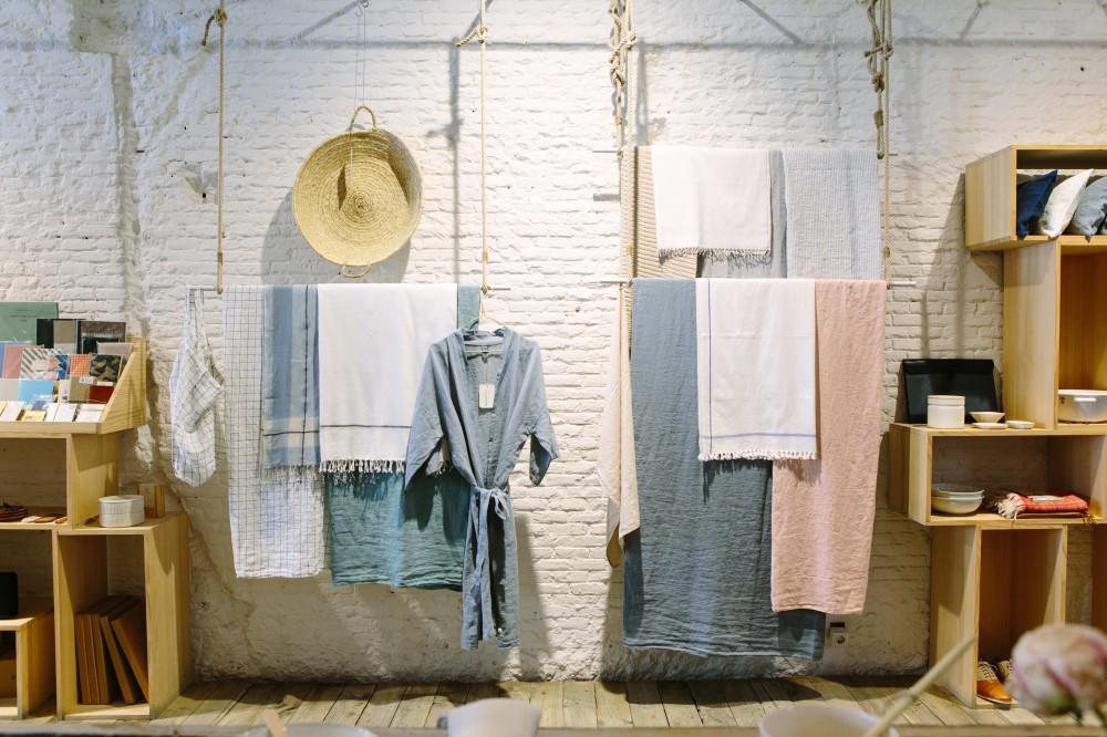 Duurzaam inrichten winkel- en kantoorruimte | BICA-styling
