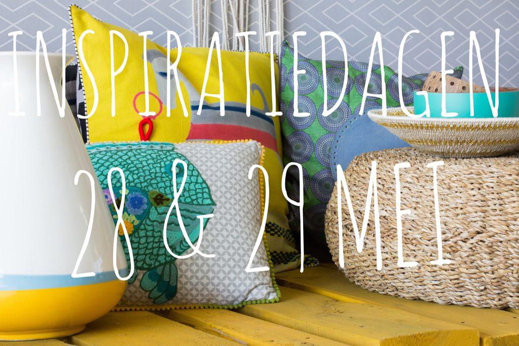 Inspiratiedagen 28 & 29 mei 2018 | Inkoopcentrum FairPlaza