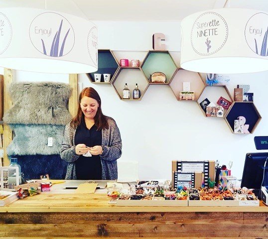 Shop in Beeld | Superette Ninette | Mix van leuke merken-sieraden-workshops-party's