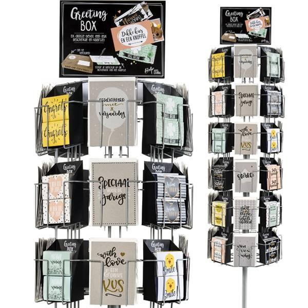 Greetingbox & Anhängsel | Samenwerking PaperArt en TSQUARE BRANDS