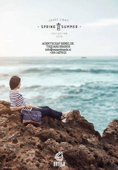 Ontdek de S/S 2019 BATELA Fashion collectie | Tsquare Brands