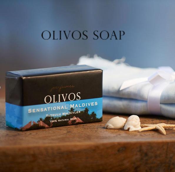 Het geheim van zalig baden | Olivos Soap