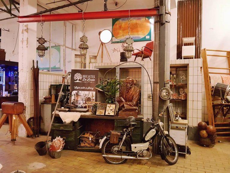 Brocantiek de Linde | Industrieel, vintage, oude bouwmaterialen & meer