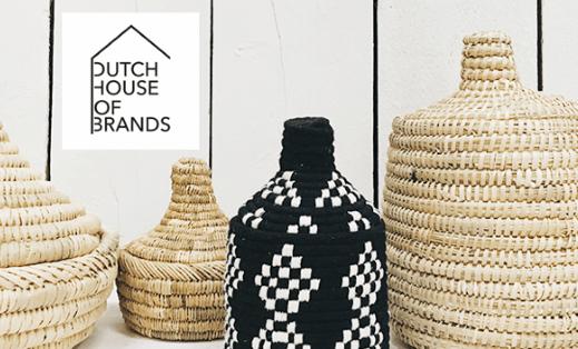 Introducing DutchHouseOfBrands | Klein meubelen |  Woonaccessoires | Woondecoratie