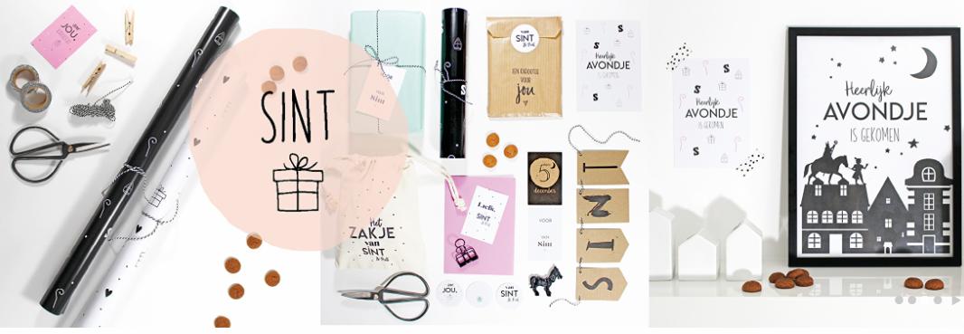 Heerlijk avondje is gekomen... | Nieuwe SINT collectie | MIEKinvorm Wholesale