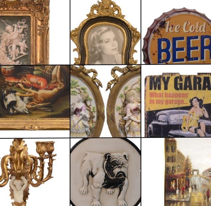 Dropshipping   Joost Baakman   Stijlperioden: baroque, rococo, art nouveau, art deco, empire