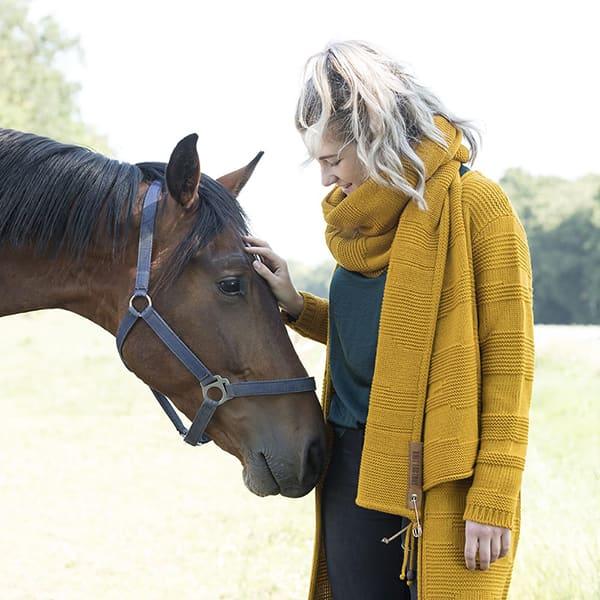 Sol, nieuw in de fashion collectie van Knit Factory