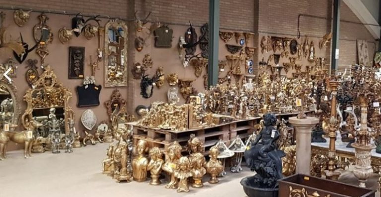 Joost Baakman | Cash & Carry in Terborg | Baroque, rococo, art nouveau, art deco, empire
