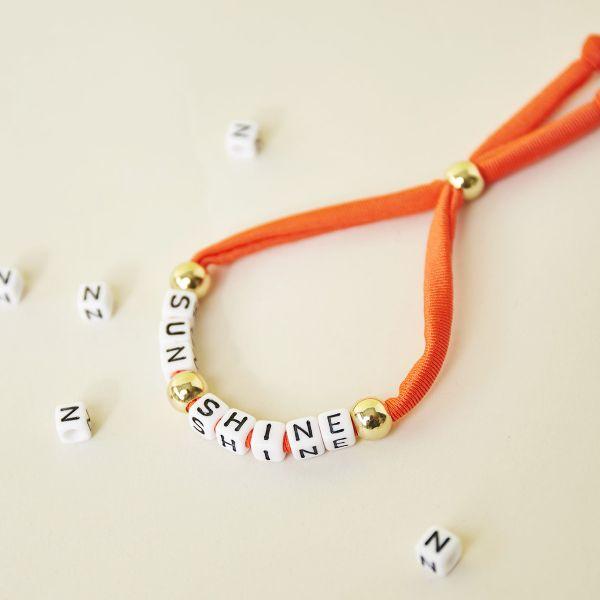Letter beads DIY | Nieuw | Brievenbus item | Yehwang