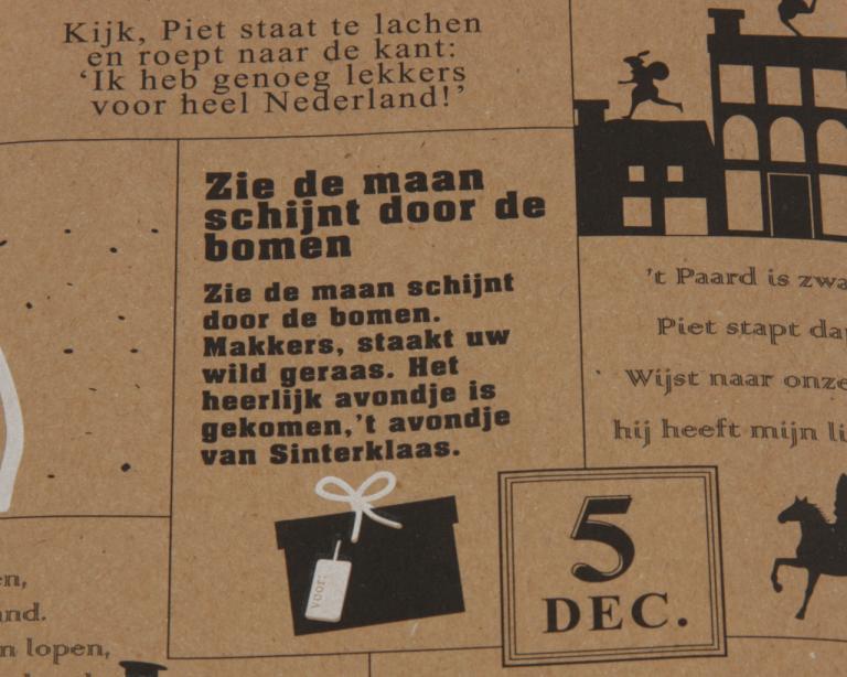 De nieuwe Sint collectie van Eggink verpakkingen is groter dan ooit!