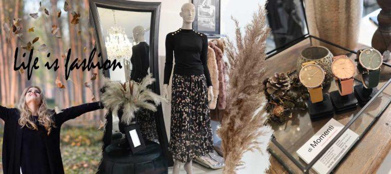 Blog ondernemerschap | Fashion groothandel di Momenti | Showroom